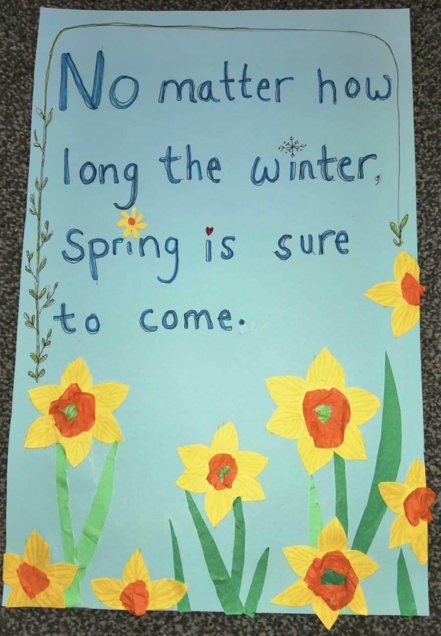Wellbeing Spring Journal Design