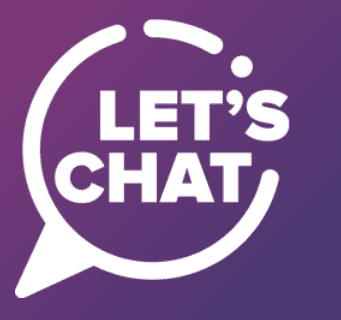 Let's Chat Logo